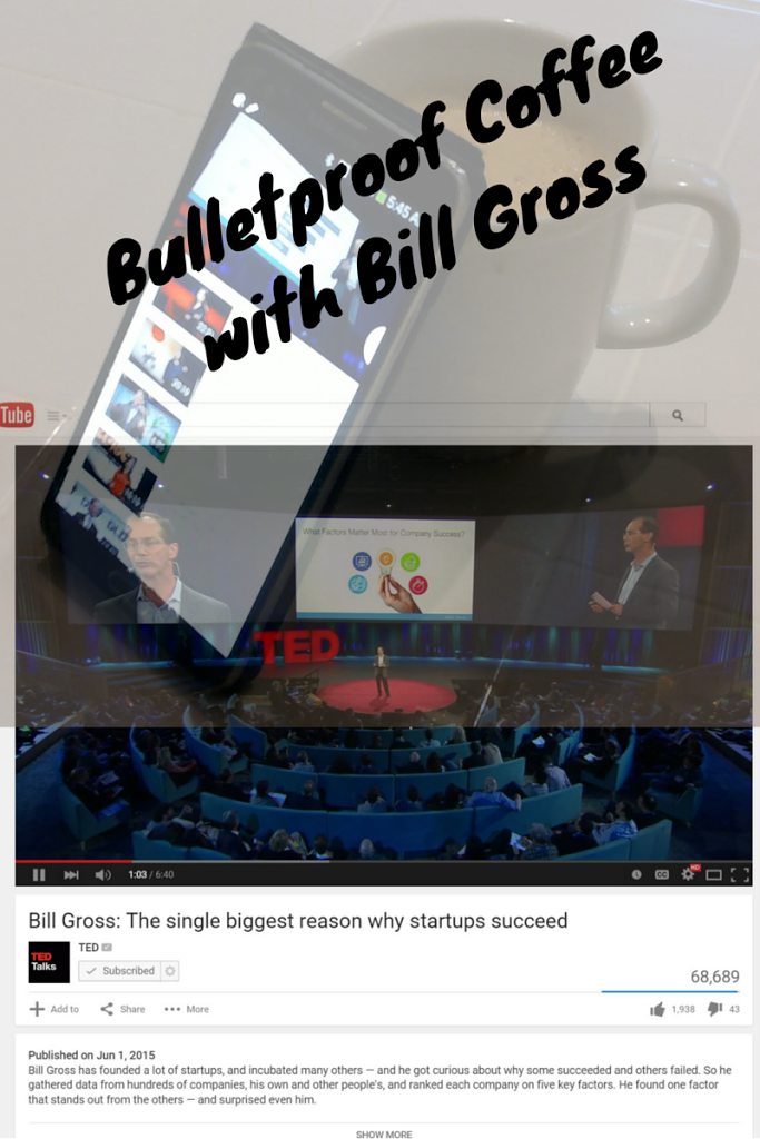 Bulletproof Coffee with Bill Gross