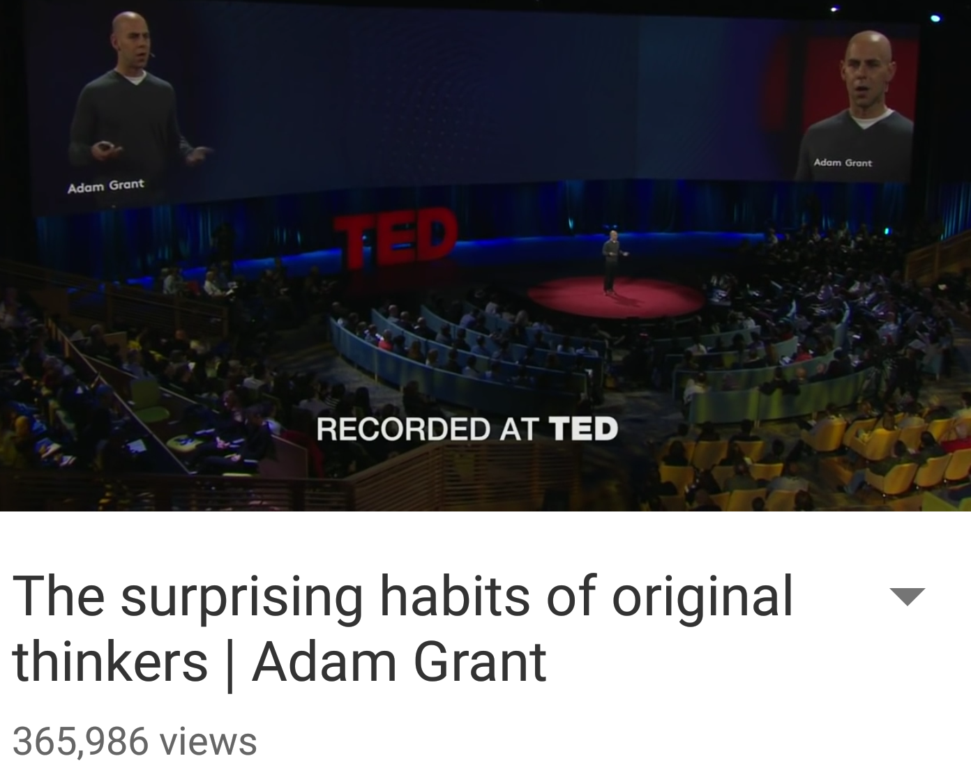 Wait, are you sure you should do that now? | Waiting around with Adam Grant